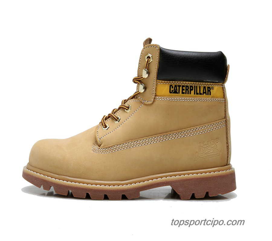 2019 Caterpillar Colorado Waterpoof Férfi Csizma (Camel)