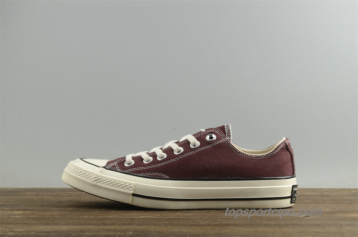 Converse Chuck Taylor All Star 1970s Low Unisex Cipő 152513C (Bordeaux)