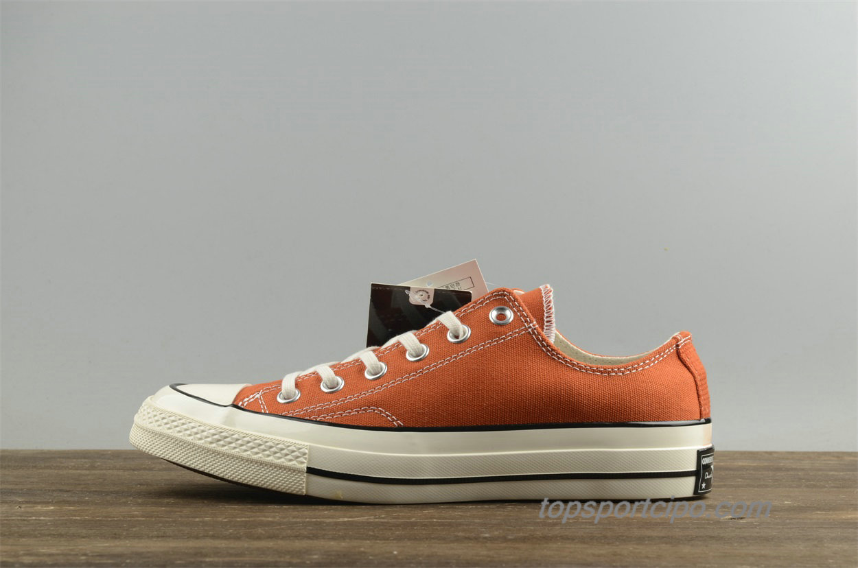 Converse Chuck Taylor All Star 1970s Low Unisex Cipő 157570C (Narancs)
