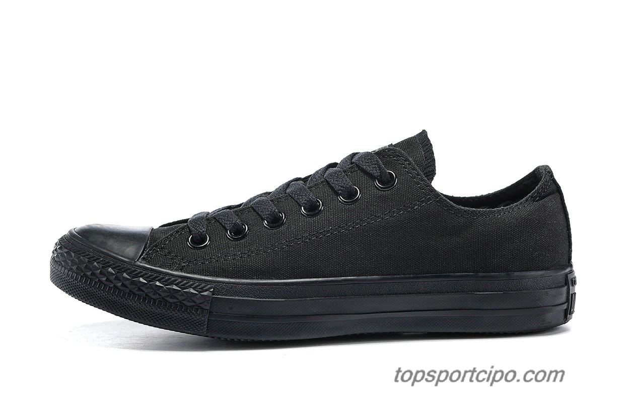 Converse Chuck Taylor All Star Low Classic Unisex Cipő 1Z635 (Fekete)