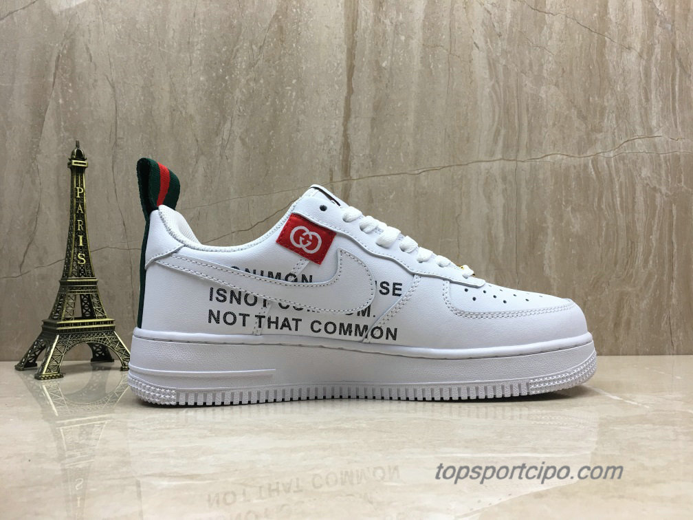 Nike Air Force 1 Low Unisex Cipő AO1070-100 (Fehér)