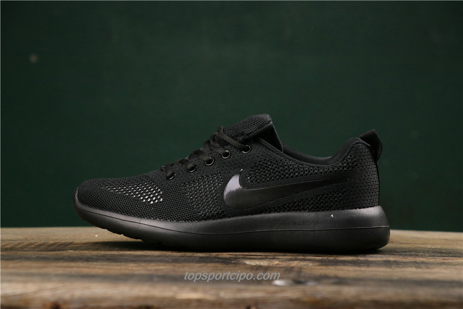 Nike Air Fashion Hollow 789651006 Unisex Cipő (Fekete)